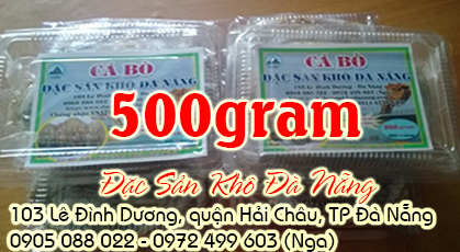 Cá bò 500gram
