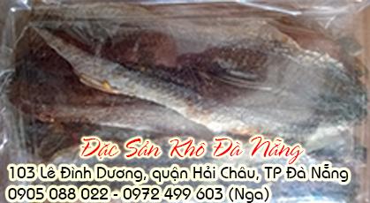 Cá nhồng khô rút xương